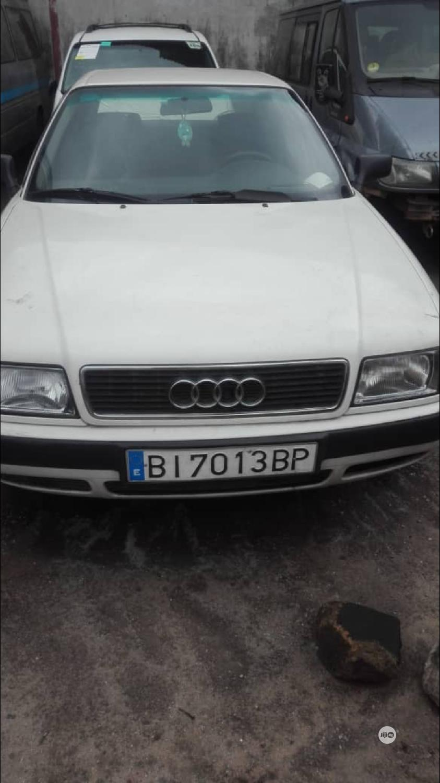 Audi 80 1991 2.0 E White | Cars for sale in Benin City, Edo State, Nigeria