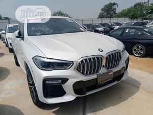 New BMW X6 2020 xDrive50i AWD White | Cars for sale in Lagos State, Lekki