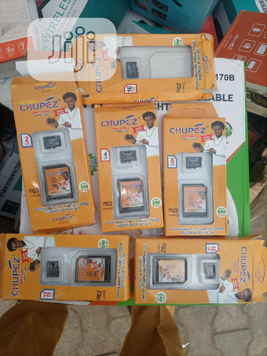 Chupez Antivirus Memory Card | Accessories for Mobile Phones & Tablets for sale in Ikorodu, Lagos State, Nigeria