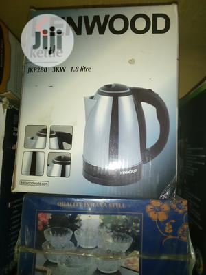 Kenwood Electric Kettle - 1.8L | Kitchen Appliances for sale in Lagos State, Ikeja