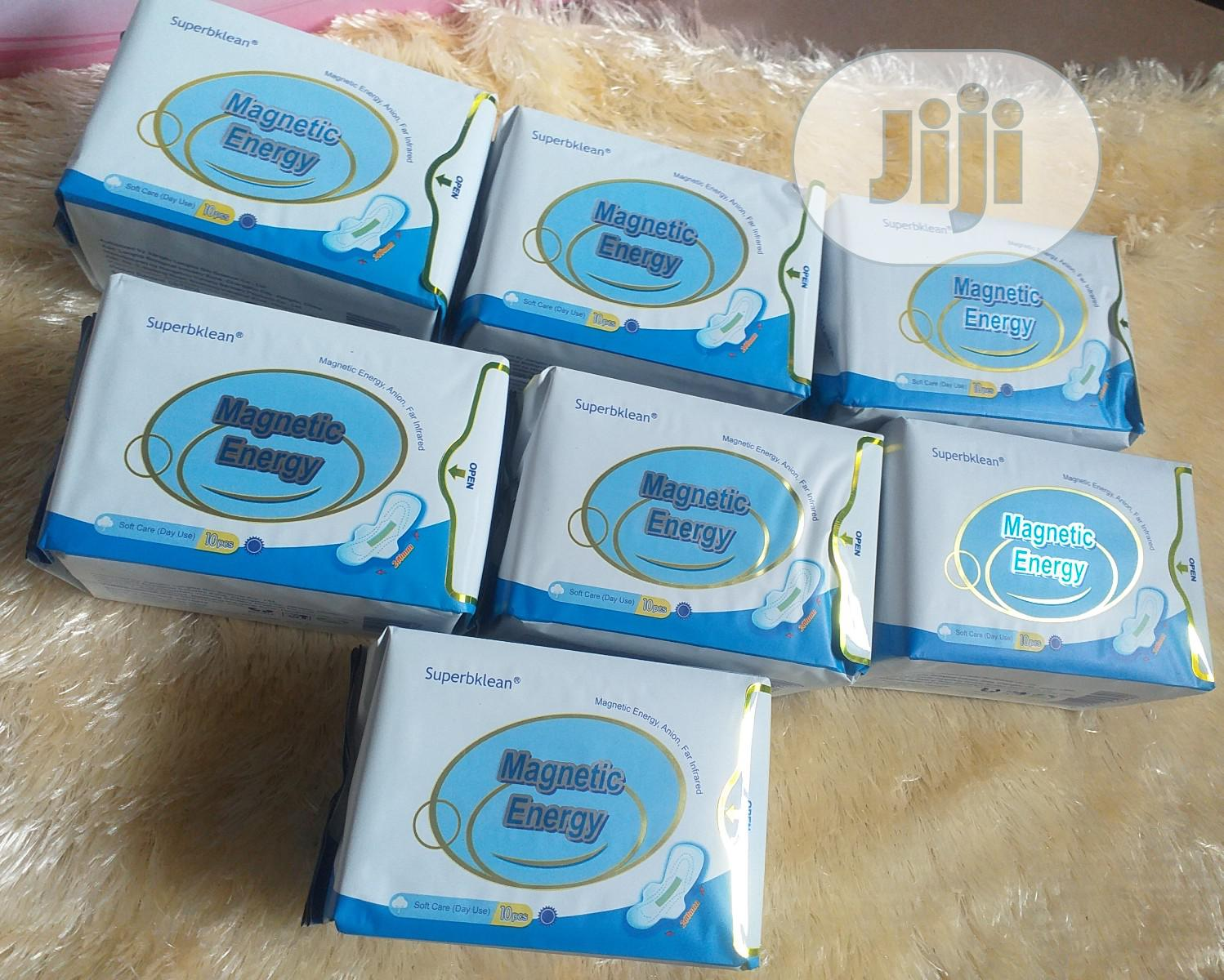 Magnetic Anion Sanitary Pad - Prevents/Cures All Kinds Of | Bath & Body for sale in Ifako-Ijaiye, Lagos State, Nigeria
