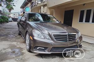 Mercedes-Benz E350 2011 Gray | Cars for sale in Lagos State, Oshodi