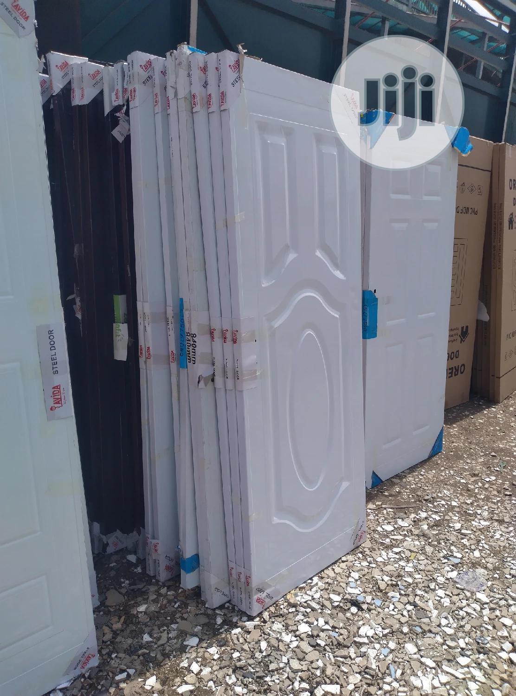 Quality Panel Door For Room And Toilet Doors