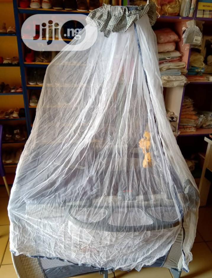 Baby Cot/Play Yard | Children's Furniture for sale in Karu, Abuja (FCT) State, Nigeria