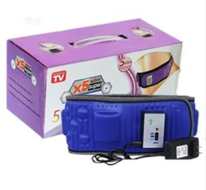 X5 Super Slim Abdomen Fat Burning Vibration Slimming Belt | Tools & Accessories for sale in Lagos State, Ikeja