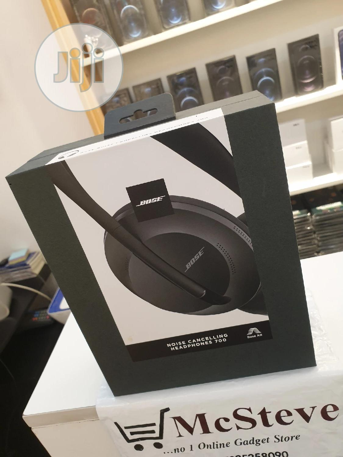 Bose Headphones 700 Limited Edition 100% Original Quality   Headphones for sale in Wuse 2, Abuja (FCT) State, Nigeria