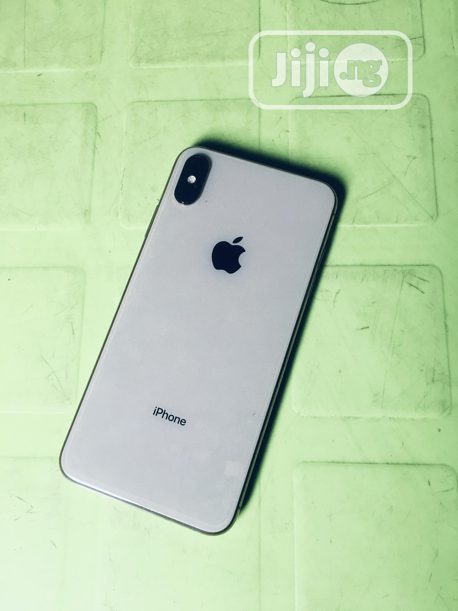 Apple iPhone X 256 GB White   Mobile Phones for sale in Gbagada, Lagos State, Nigeria