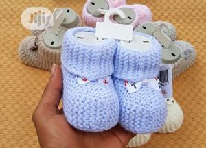 Knitted Booties | Children's Shoes for sale in Lagos State, Ikoyi