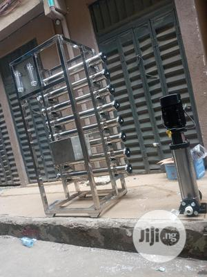 2000 Litres Per Hour Osmosis Machines R O Water Treatment Ma | Manufacturing Equipment for sale in Lagos State, Orile