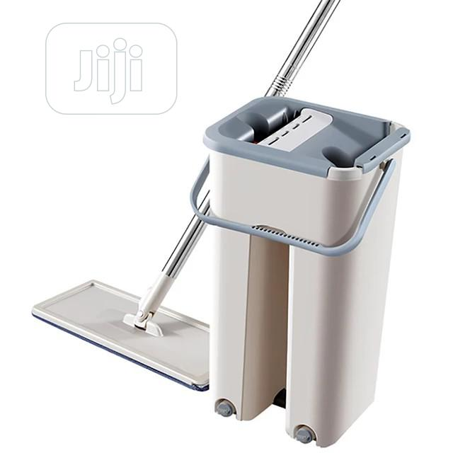 Archive: Scratch Mop Bucket