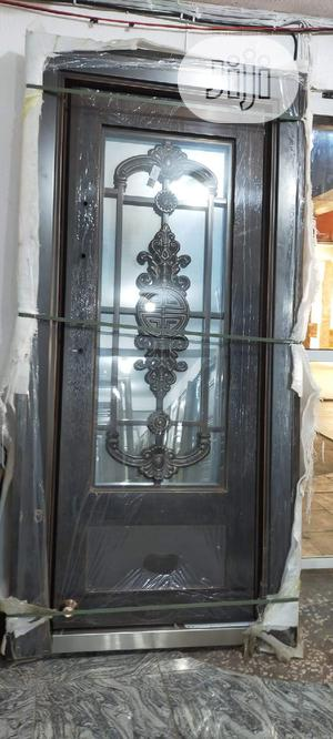 3ft Copper Swing Glass Door | Doors for sale in Lagos State, Orile