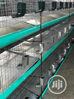 Rabbit Cage Fabricated | Farm Machinery & Equipment for sale in Lagos State, Ikorodu