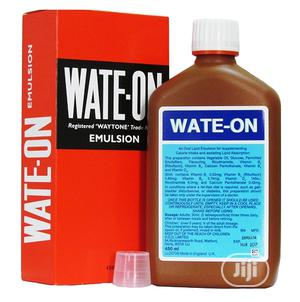 Wate-on Emulsion   Vitamins & Supplements for sale in Lagos State, Alimosho