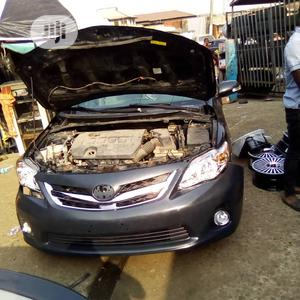 Toyota Corolla 2008 Edition Upgraded To 2012 Model   Vehicle Parts & Accessories for sale in Lagos State, Mushin