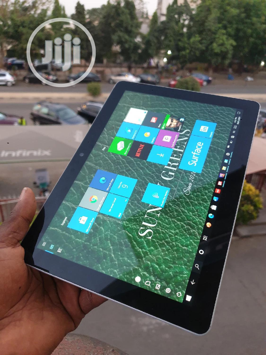 Archive: Microsoft Surface Go 64 GB Gray