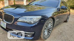 BMW 7 Series 2013 Sedan 740Li Blue | Cars for sale in Abuja (FCT) State, Central Business Dis
