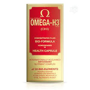 Omega H3 Capsule   Vitamins & Supplements for sale in Lagos State, Alimosho