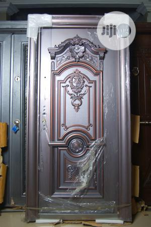 900 X 2.1 Fortified Copper Security Entrance And Internal Do | Doors for sale in Abuja (FCT) State, Dei-Dei