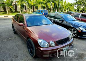 Lexus GS 2005 300 Red   Cars for sale in Abuja (FCT) State, Gwarinpa
