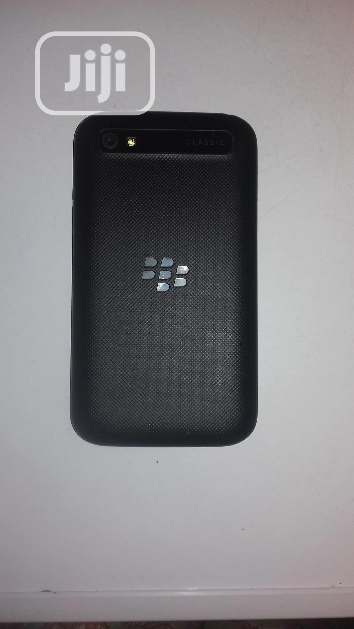 BlackBerry Classic 16 GB Black   Mobile Phones for sale in Port-Harcourt, Rivers State, Nigeria