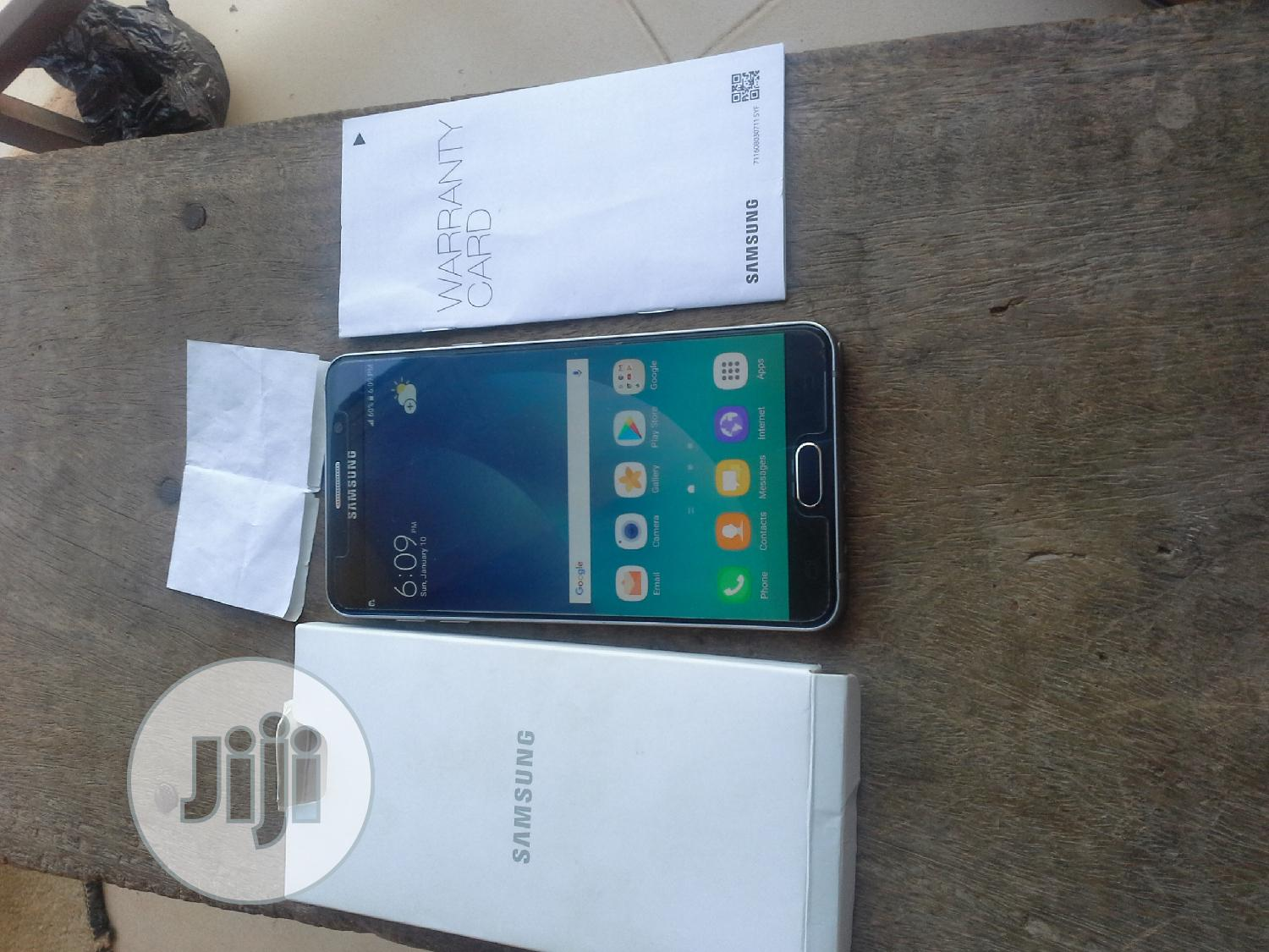 Samsung Galaxy Note 5 32 GB Gray | Mobile Phones for sale in Ilorin East, Kwara State, Nigeria