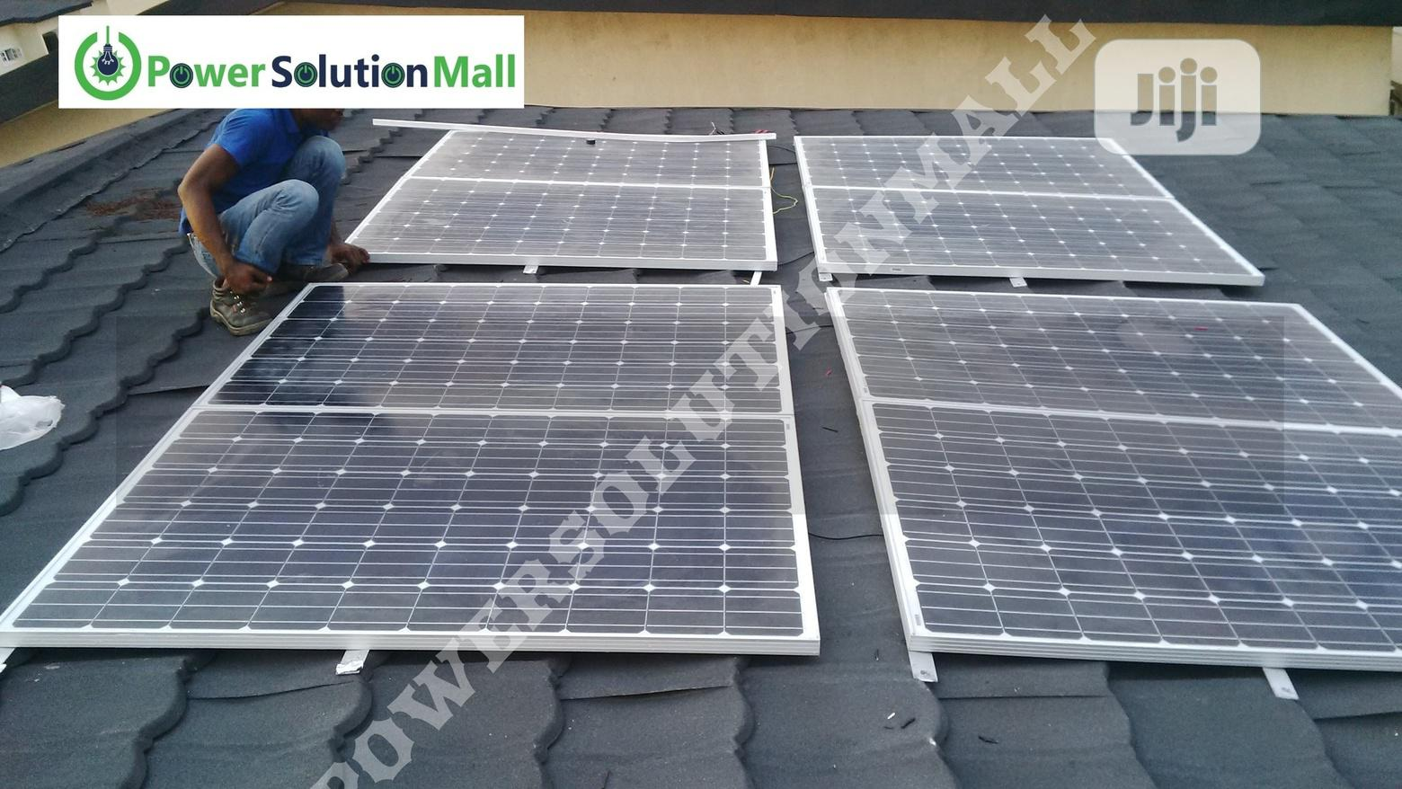 Complete 5kva Top Quality Solar System Installation   Solar Energy for sale in Ajah, Lagos State, Nigeria