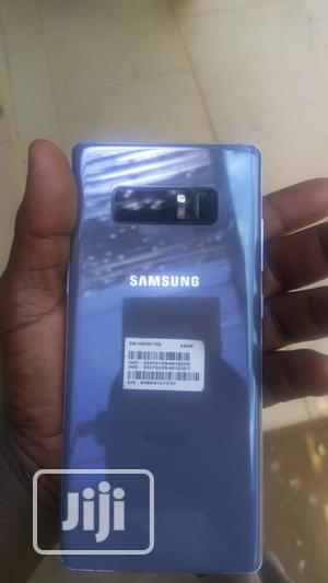 Samsung Galaxy Note 8 128 GB Blue   Mobile Phones for sale in Abuja (FCT) State, Wuse