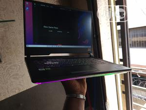 Laptop Asus ROG Strix SCAR Edition 16GB Intel Core I7 SSD 512GB   Laptops & Computers for sale in Lagos State, Ikeja
