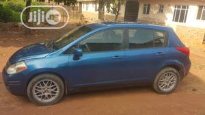Nissan Versa 2007 1.8 S Hatchback Blue | Cars for sale in Anambra State, Nnewi