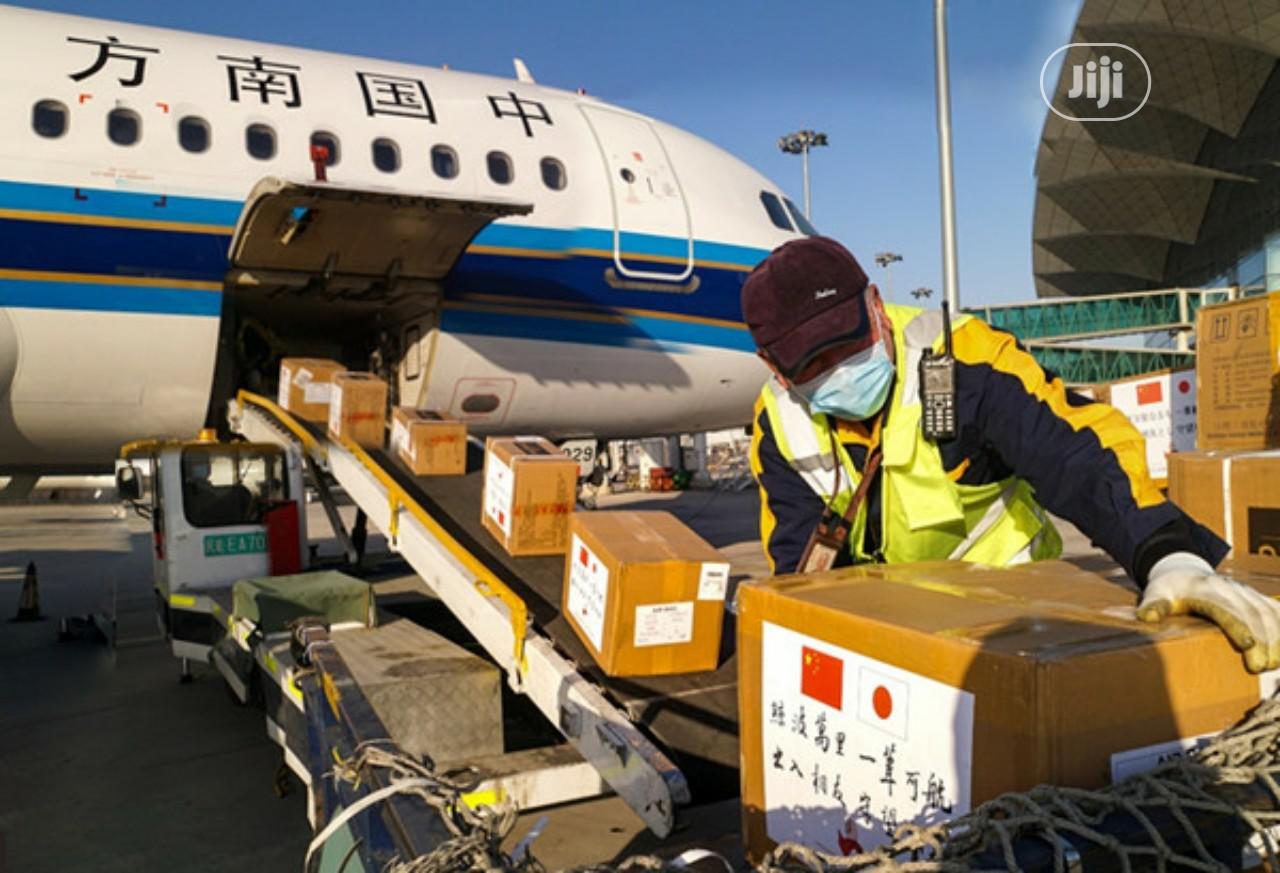 Freight From China To Nigeria