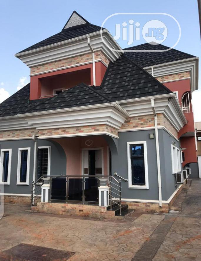Standard 4bedroom Duplex for Sale at Ugbor G R a Benin City