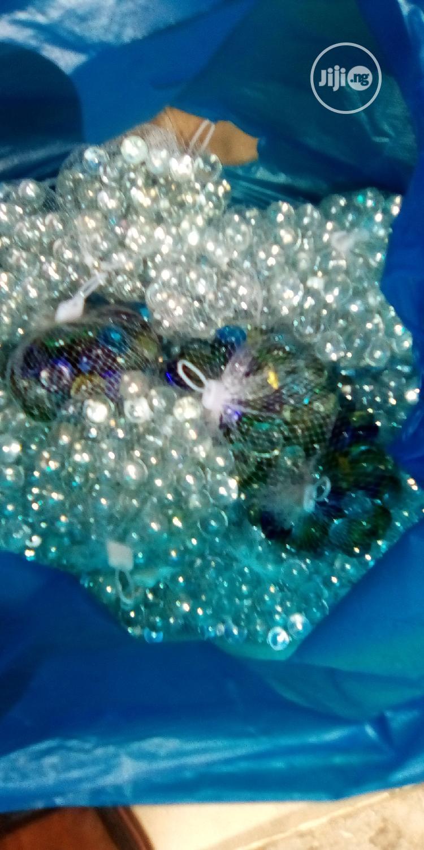 Diamond Pebbles