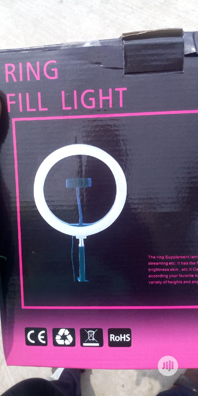 Selfie Stick Ring Light | Accessories for Mobile Phones & Tablets for sale in Lagos Island (Eko), Lagos State, Nigeria