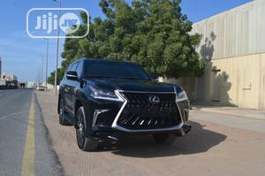 New Lexus LX 2020 570 Three-Row Black | Cars for sale in Abuja (FCT) State, Central Business District