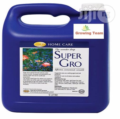 Super Gro Fertilizer