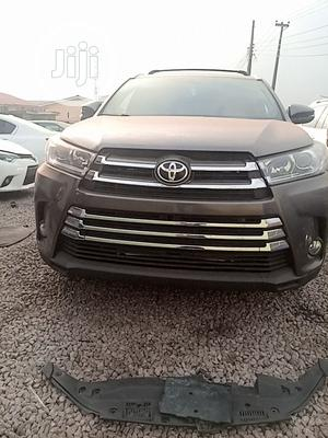 Toyota Highlander 2015 Gray | Cars for sale in Oyo State, Ibadan
