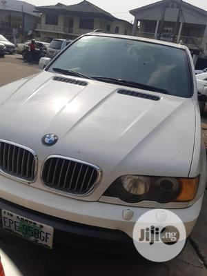 BMW X5 2005 4.4i White | Cars for sale in Lagos State, Surulere