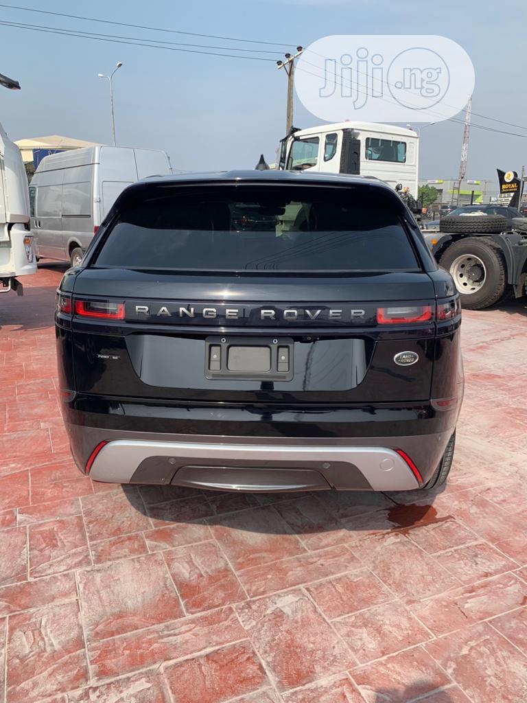 Land Rover Range Rover Velar 2018 P250 SE R-Dynamic 4x4 Black | Cars for sale in Lekki, Lagos State, Nigeria