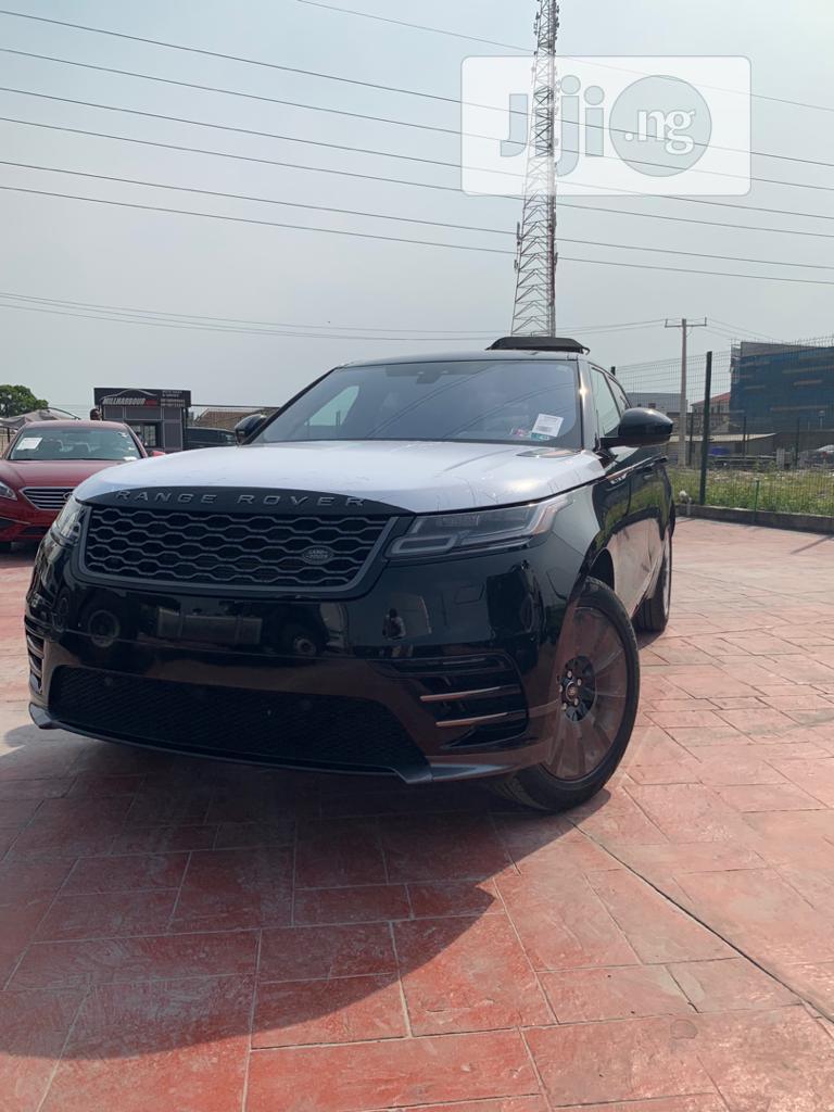 Land Rover Range Rover Velar 2018 P250 SE R-Dynamic 4x4 Black