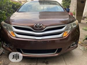 Toyota Venza 2015 Brown | Cars for sale in Lagos State, Surulere