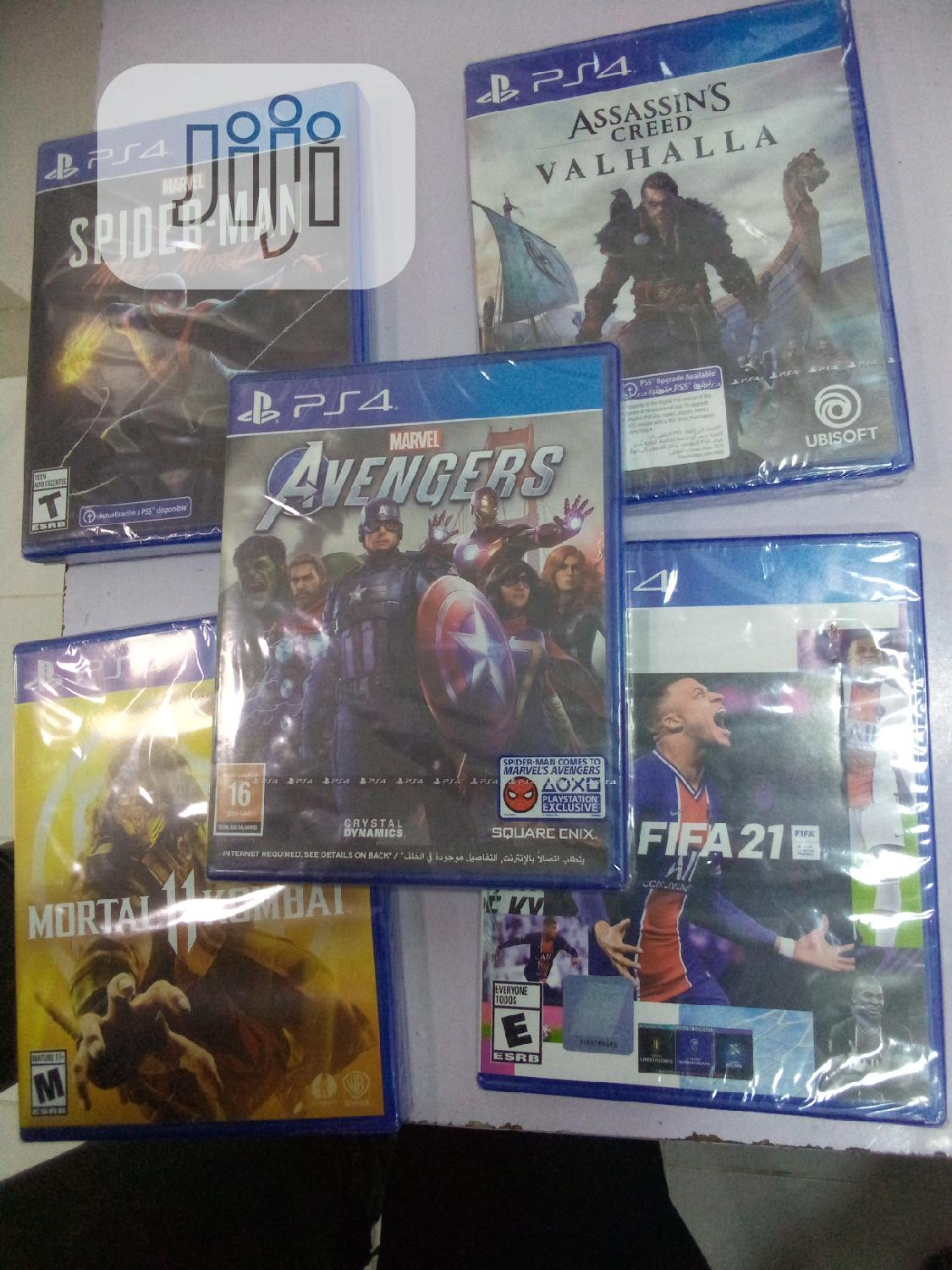 Marvel Avengers   Video Games for sale in Gwarinpa, Abuja (FCT) State, Nigeria