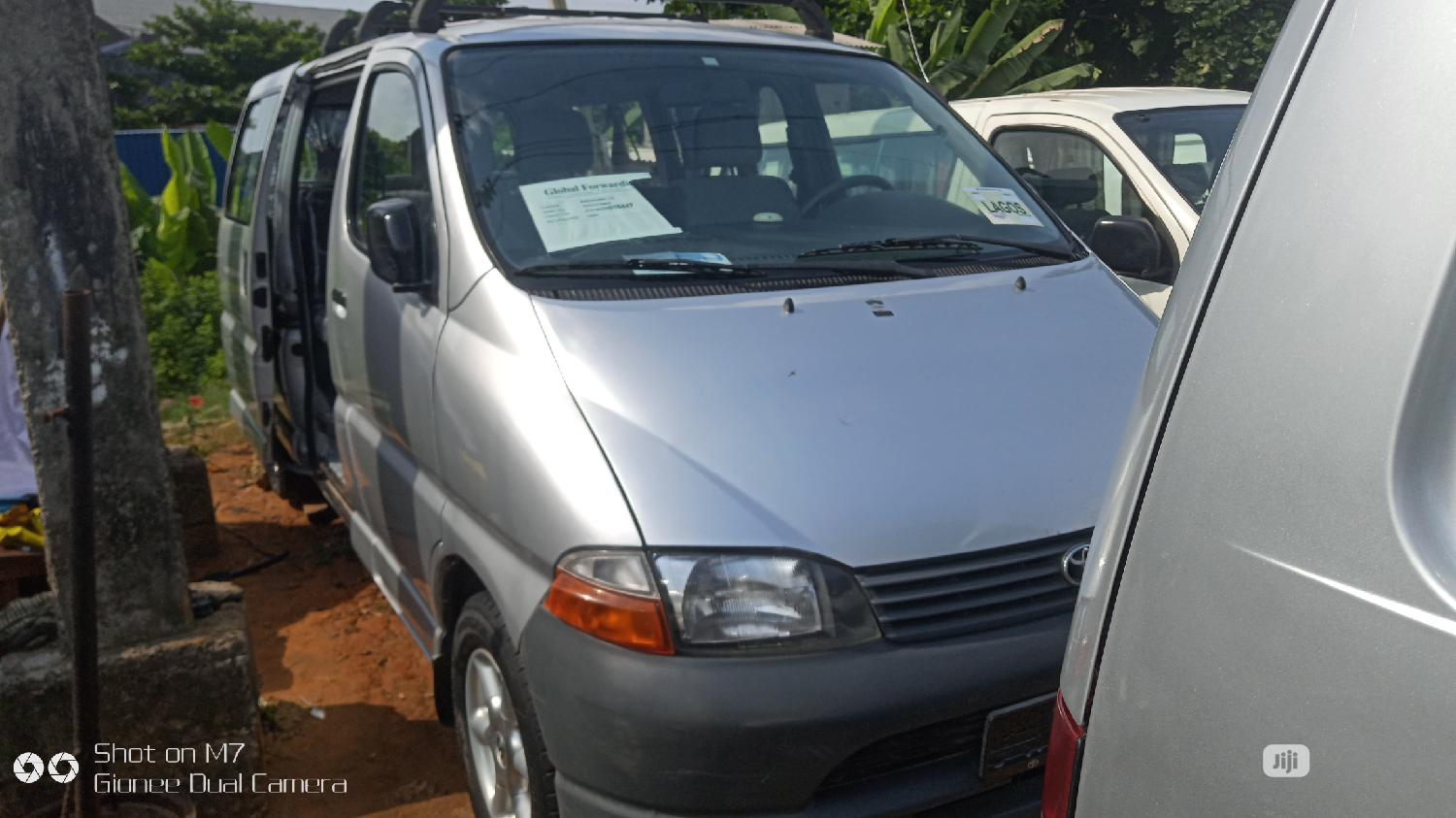 Toyora Hiace,Long Chasis,Fuel,