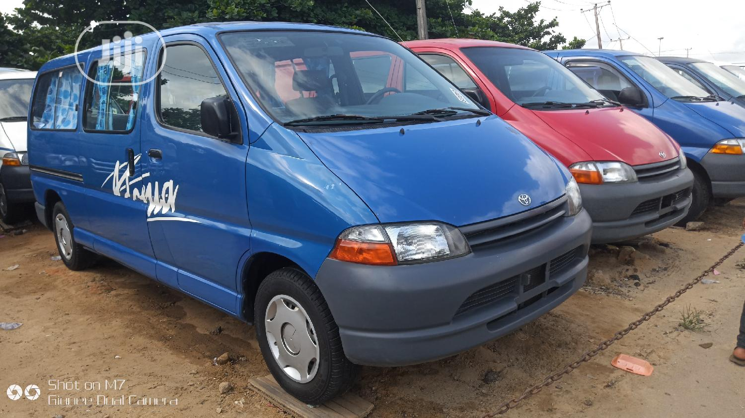 Toyota Hiace,Long Chasis,Fuel Ignition,No Accident