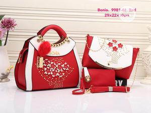 New Classic Female Turkey Leather Handbag   Bags for sale in Lagos State, Isolo