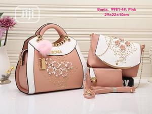 New Quality Female Leather Turkey Handbag | Bags for sale in Lagos State, Isolo