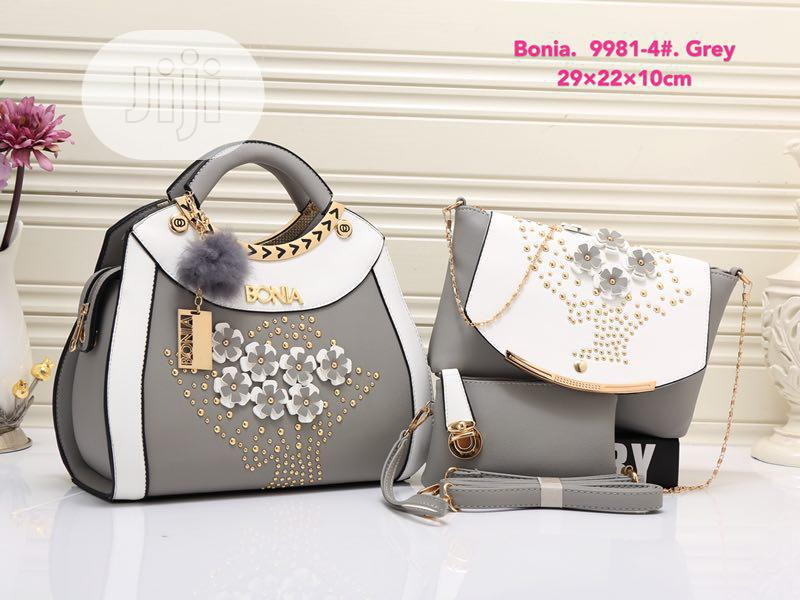 New Female Quality Turkey Leather Handbag