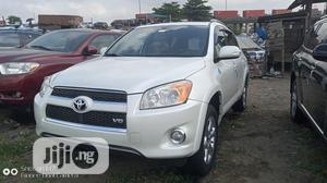 Toyota RAV4 2010 2.5 Limited 4x4 White   Cars for sale in Lagos State, Apapa