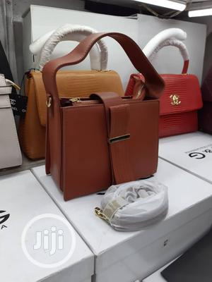 New Turkey Brown Ladies Handbag | Bags for sale in Lagos State, Isolo
