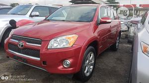 Toyota RAV4 2010 3.5 Limited Red | Cars for sale in Lagos State, Apapa