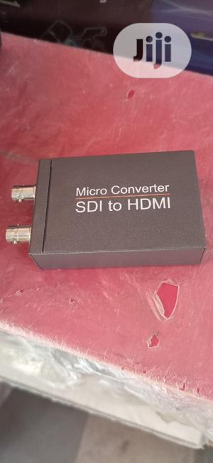 Micro Converter SDI To HDMI | Accessories & Supplies for Electronics for sale in Lagos State, Ikeja